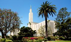 Los Angeles California Temple.   This was the second temple I attended after my endowments.  It was the first time I had seen the film presentation.   However, the rooms were all arranged in the old style.