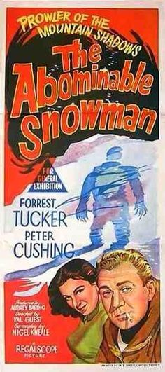 The Abominable Snowman.