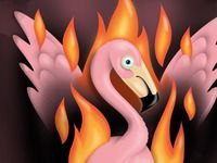 2887d212322 76 Best = PINK FLAMING-O = images in 2014 | Flamingos, Pink ...