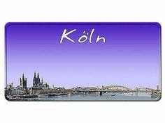 Schild Köln mit Wunschtext