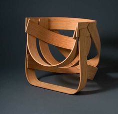 Green Design Bamboo Chair by Tejo Remy & René Veenhuizen