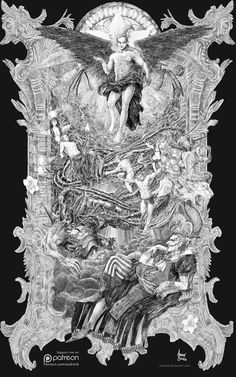 Dancing Mad, Kefka Palazzo by andrerb on DeviantArt Arte Final Fantasy, Final Fantasy Artwork, Final Fantasy Characters, Video Game Characters, Best Villains, Video Game Art, Video Games, Small Girl Tattoos, Magical Creatures