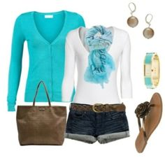 perfect shopping outfit