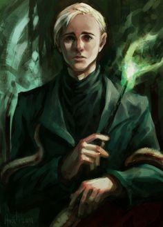 Draco Malfoy by Avali