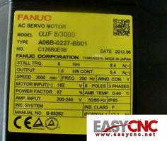 A06B-0227-B001 Motor www.easycnc.net