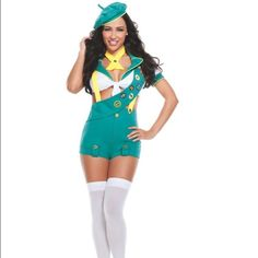 spotted while shopping on poshmark sexy girl scout halloween costume poshmark - Diaper Costume Halloween