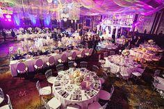 An Enchanting Wedding in the Rizal Ballroom atMakati Shangri-La, Manila.