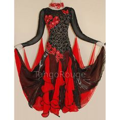 ballroom_black07_skirt-My favorite part is the torso and sleeves