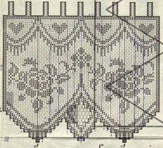 Kira scheme crochet: Scheme crochet no. 515