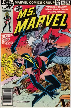 Ms. Marvel 1977 1st Series 22 February 1979 Issue  by ViewObscura