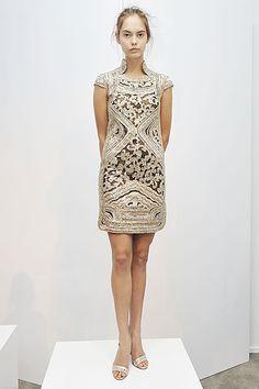 New York Fashion Week - Marchesa - My Modern Metropolis