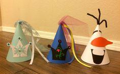 Sombreros de fiesta de cumpleaños y bolsas por MagicalBoutique