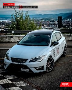 Djordje enjoying the view. Ibiza, Seat Cupra, Mercedes Benz Cars, Auto Racing, Cars And Motorcycles, Race Cars, Dream Cars, Cool Pictures, Automobile