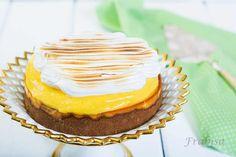 tarta-queso-lemon-curd-merengue Lemon Curd, Cheesecakes, Pie, Sweet, Desserts, Recipes, Food, Ideas, Cheesecake