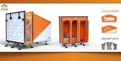 Home / Noticias / Innovaciones / Te presentamos Cmax System, un revolucionario sistema de refugio inmediato para damnificados - Cifras Online