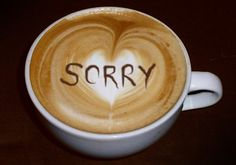 i'd forgive with this apology!