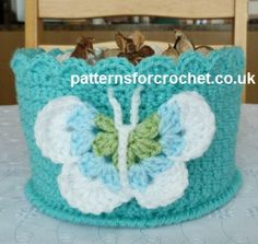 Free PDF crochet pattern for multi use bowl http://www.patternsforcrochet.co.uk/multi-use-bowl-usa.html #patternsforcrochet