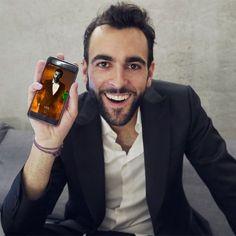 APP Marco Mengoni Scaricala e diventa protagonista dello show! App, Wicked, Live, True Colors, News, March, Apps