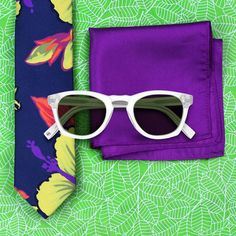 10 Summer Menswear Combos from Warby Parker and Bows-N-Ties