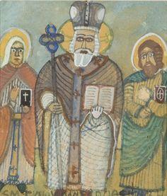 Nikifor Krynicki - Biskup i Święci Pańscy
