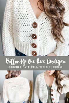 Crochet Crop Top, Cute Crochet, Easy Crochet, Crochet Tops, Kids Crochet, Crochet Jumpers, All Free Crochet, Crochet Sweaters, Crochet Ideas