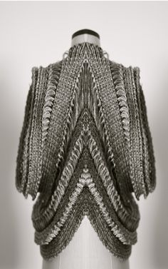 knitwear by Paula Cheng