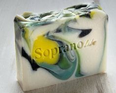 Lily of the Valley Organic Handmade Soap. Vegan All by SopranoLabs