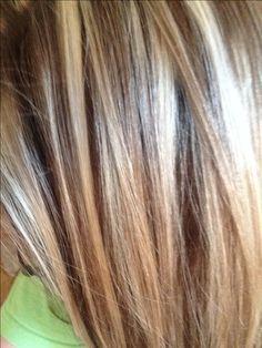 My new hair! Love it!