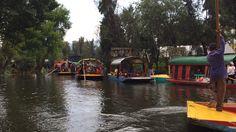 Xochimilco ️Trajineras paseo Ecological