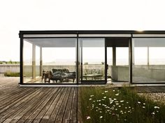 glass houses / Mark Seelen