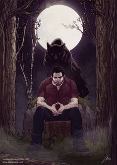 monkeyelbow: Derek Hale drawing done for a Tyler Hoechlin's Fanbook. I was pleased to collaborate in this book that at last a copy was given to Tyler in the last Wolfcom.Thank to Mary to let me participate in this project. Teen Wolf Derek, Teen Wolf Stiles, Animal Sketches, Animal Drawings, Fantasy Creatures, Mythical Creatures, Cenas Teen Wolf, Teen Wolf Fan Art, Meninos Teen Wolf