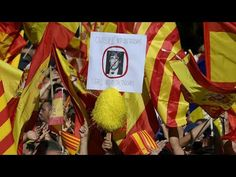 Barcelona: Hundreds of thousands march for Spanish unity in 'independent' Catalonia FRANCE 24 English