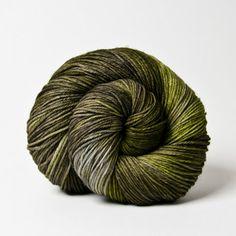 Malabrigo Arroyo Yarn - Chircas    Sport weight superwash merino wool. 335 yards (305 meters), needle size US 4 – 6. Machine washable, gentle cycle, cold water, dry flat.
