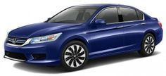 Until the FCV Concept in Detroit is available, check out the Honda Accord Hybrid!