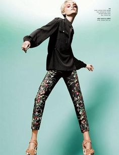 Flash Forward (S Magazine for Shinsegae (Korea))