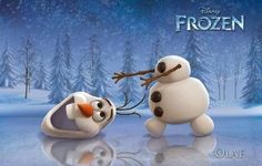 Olaf the snowman from Disney Frozen. Of the Frozen baby names, Olaf is the least popular. Disney Frozen Olaf, Disney Pixar, Walt Disney, Cartoon Disney, Disney Love, Disney Magic, Anna Disney, Disney Theme, Disney Animation