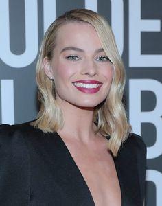 Hårguide: Margot Robbies frisure fra Golden Globes 2018