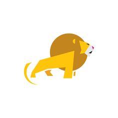 Graduate Thesis - Animal logos on Behance