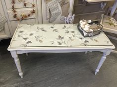 Coffee table from VintageRose colwyn bay uk