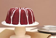 Red Velvet Bundt Cake by Bea Roque, via Flickr