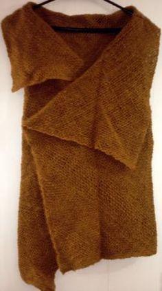 chaleco formal en lana de oveja vestir formal lana de oveja natural tejido en telar cuadrado