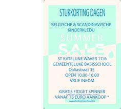 Grote stukkorting verkoop kinderkledij (Sint Katelijne Waver) -- Sint Katelijne Waver -- 17/06