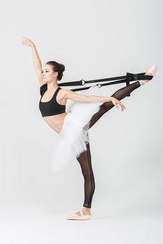 Christine Shevchenko Soloist with American Ballet Theatre // Flexistretcher Arabesque