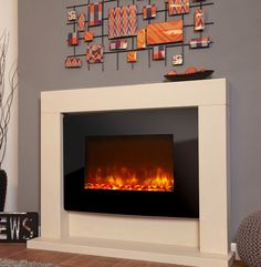 Celsi Electriflame XD Omega Electric Fireplace Suite   Direct Fireplaces Amazing Design