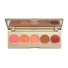 Convertible Color Palette by Stila at b-glowing. A fresh arrangement of Convertible Color Dual Lip & Cheek Cream palette, hand-picked with five favorite shades. Beauty concierge available. Beauty Bay, Luxury Beauty, Beauty Tips, Top Beauty, Beauty Secrets, Natural Beauty, Sephora, Cheek Makeup, Makeup Blush