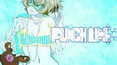 punchline anime wallpaper - Google Search