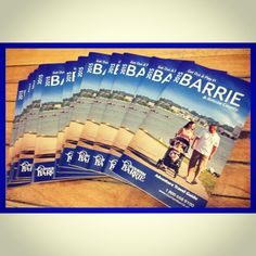 #HotOffThePress our new #summer 2015 #Barrie Visitor Guides have arrived! #getoutandplay #VisitBarrie #DowntownBarrie #BarrieRestaurants #BarrieShopping #BarrieAccommodations @natcaronphoto