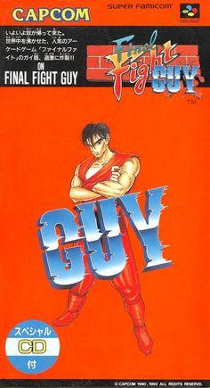 Final Fight Guy para Super Famicom.
