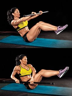 The Secret to... Ripped Abs   Muscle & Fitness
