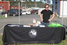 MAPA 2014 Cook Off-Visit Mendocino County was there!